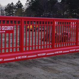 SITE-SECURITY DE-FENCE SYSTEMS Port