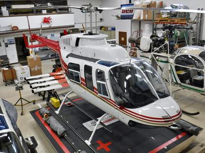 Bell 206 LR4