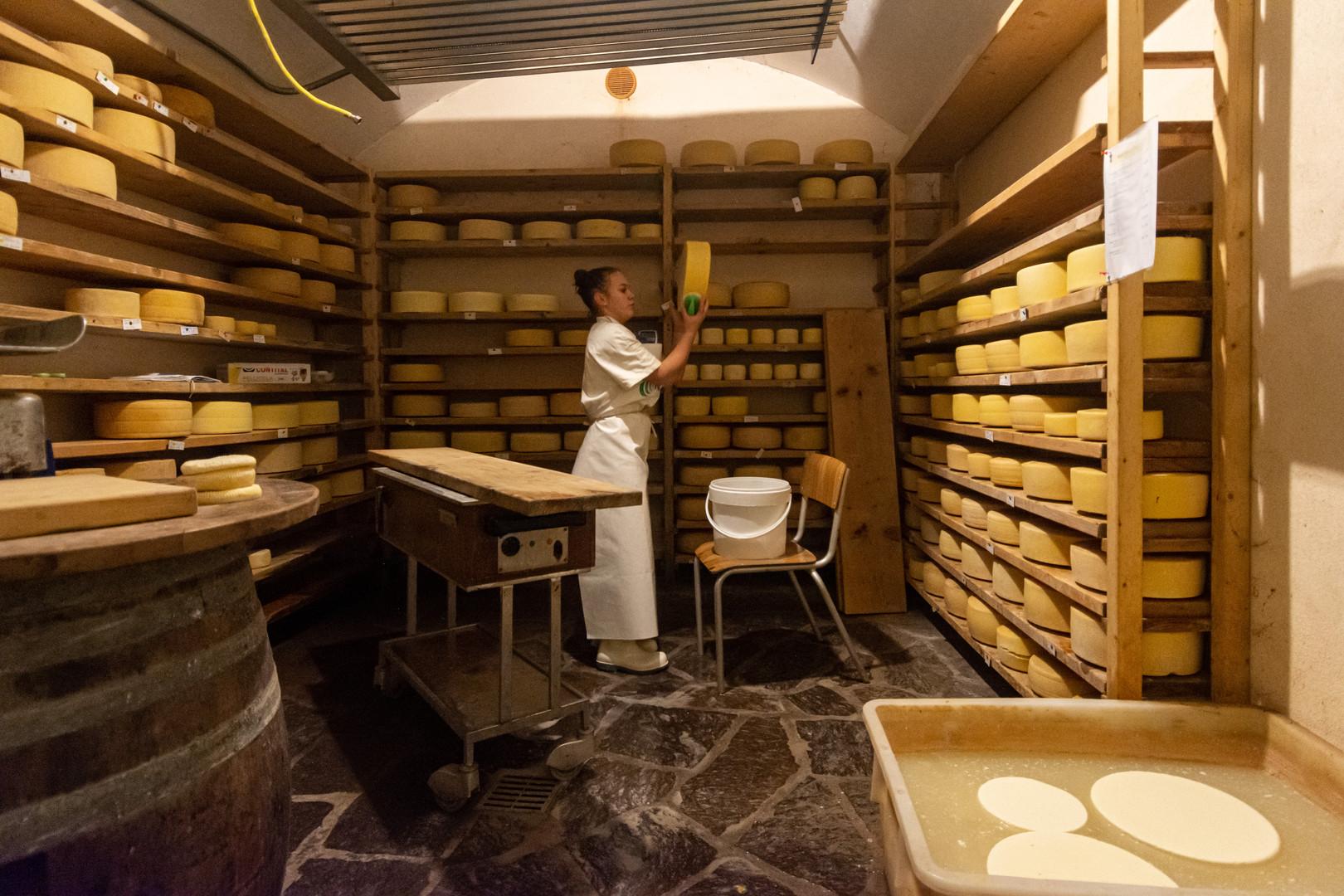 la cantina dei formaggi
