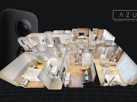 Escaneamento 3D de ambientes: como pode ajudar ao mercado imobiliário e a construção civil.