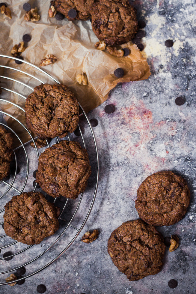 "Cookies mojej americkej ""mamy"""