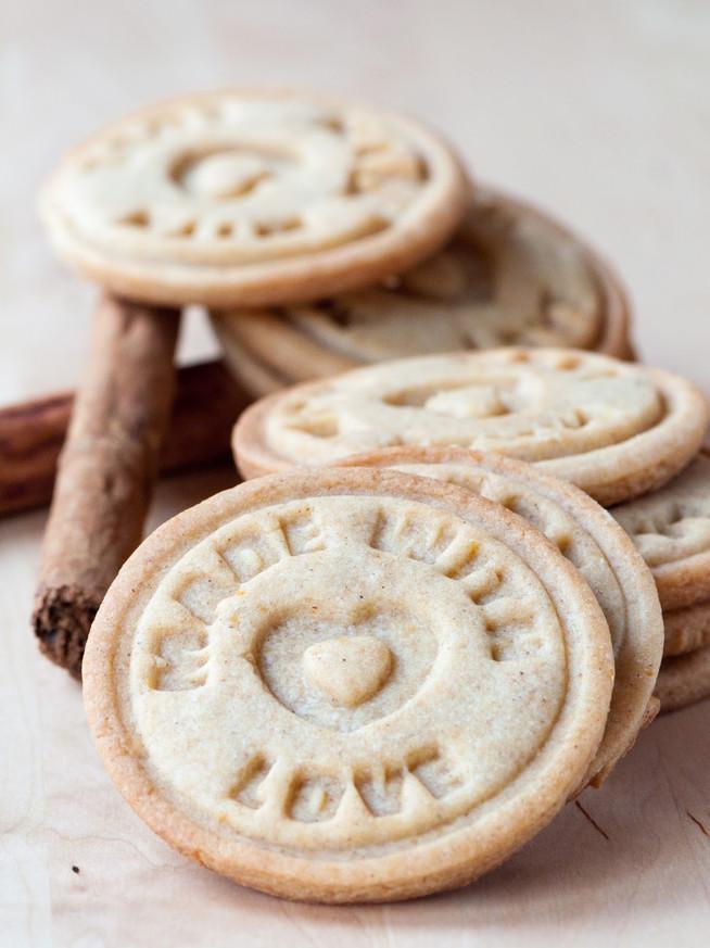 Škoricovo-pomarančové keksíky