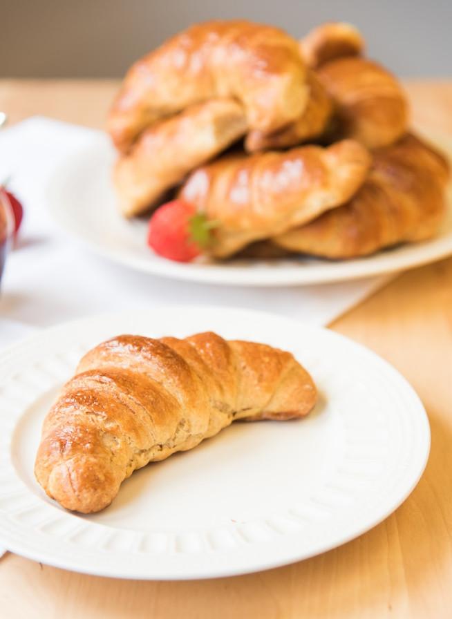 """Rýchle"" croissanty"