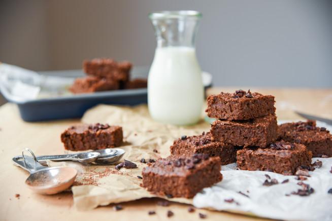 Prvý sladký recept bez pridaného cukru: Brownies zo sladkých zemiakov