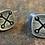Thumbnail: Spanner Skull Ring - Silver