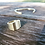 "Thumbnail: ""Made In The North"" Unisex Brass Cuff bangle bracelet"
