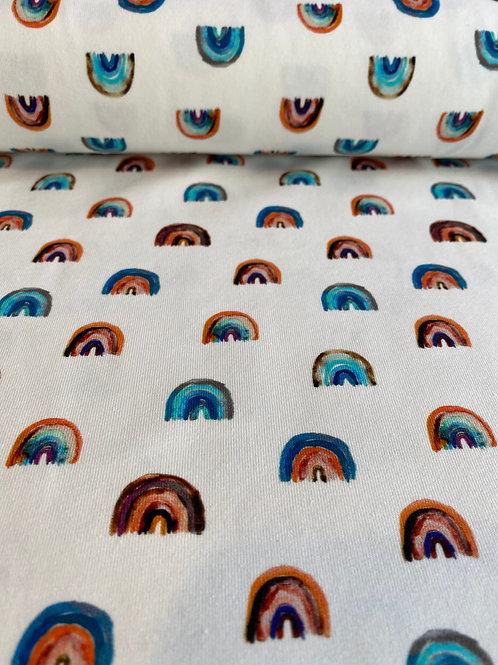 Jersey mini Rainbow rost/blau
