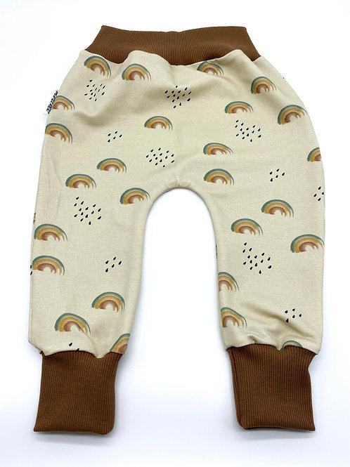 Baggy Pants Rainbow Gr. 86