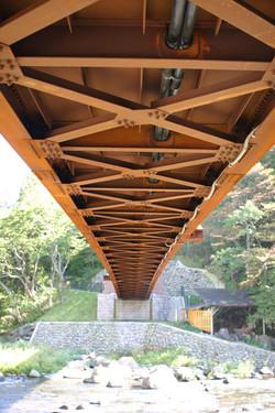 やまゆりの吊り橋