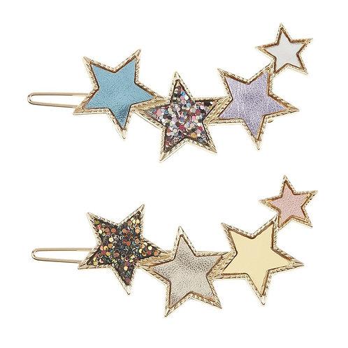 MIMI & LULA shooting star clips
