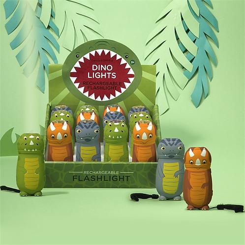 CUPCAKES & CARTWHEELS lanterna dinosauro