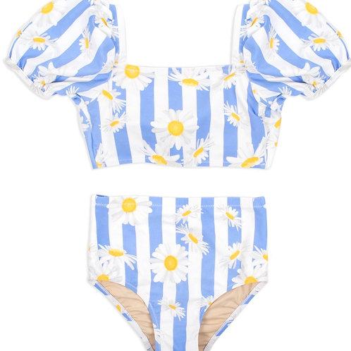 SHADE CRITTERS bikini daisy high waist