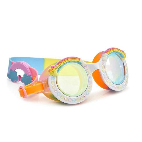 BLING2O óculos de natação Rainbow Vibes