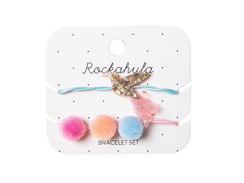 ROCKAHULA KIDS kit de pulseiras beija-flor
