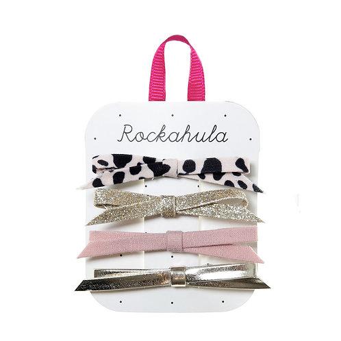 ROCKAHULA KIDS kit fivela lily leopard skinny