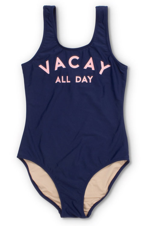 SHADE CRITTERS maiô vacay all day