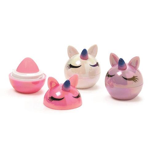 CUPCAKES & CARTWHEELS lip balm unicorn