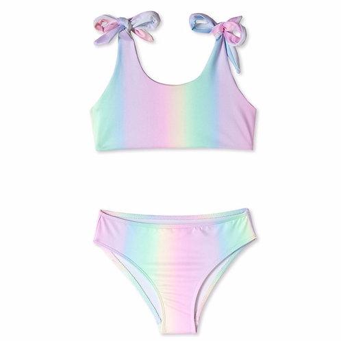 STELLA COVE bikini rainbow
