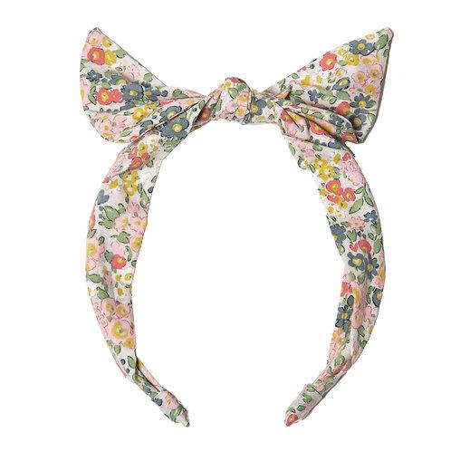 ROCKAHULA KIDS tiara floral laço
