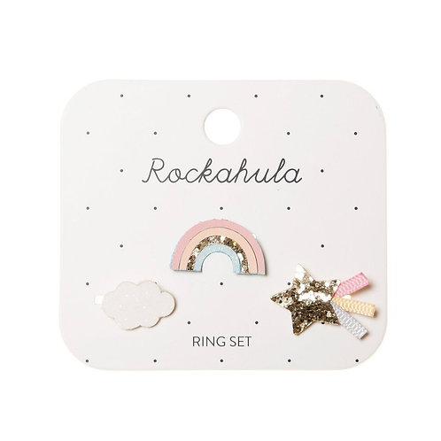 ROCKAHULA KIDS kit de 3 anéis