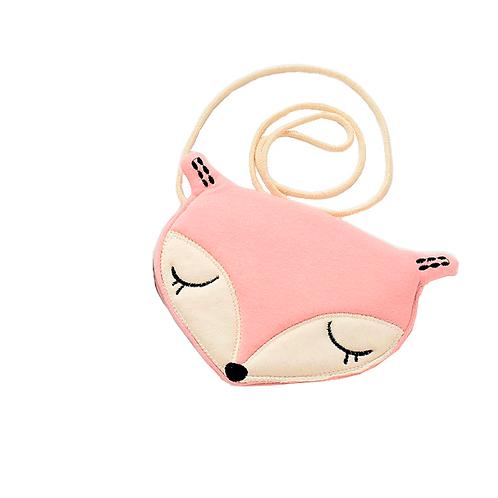 MINI DRESSING bolsa sleepy fox rosa