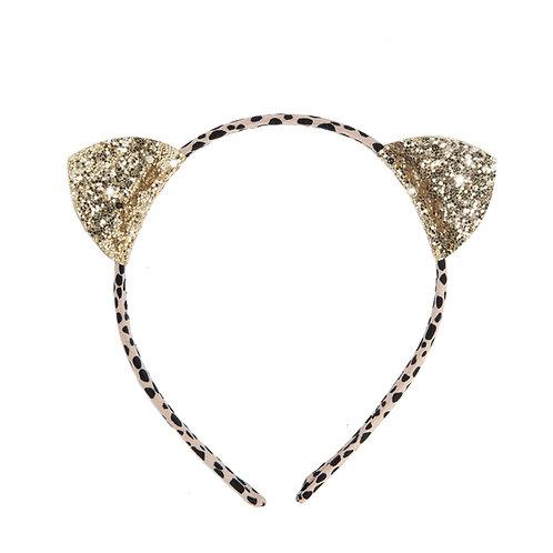 ROCKAHULA KIDS tiara onça glitter