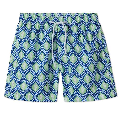STELLA COVE shorts sea horse blue