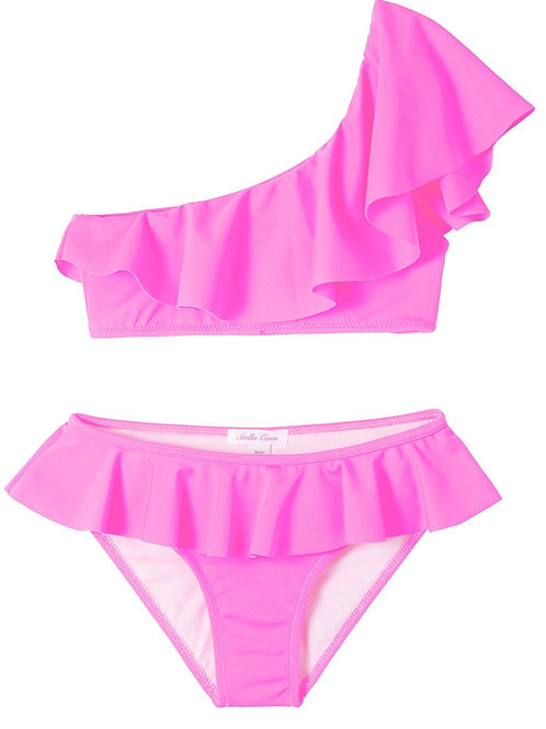 STELLA COVE bikini neon pink