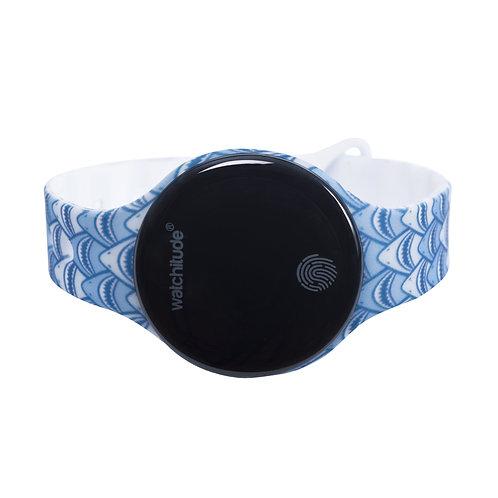 WATCHITUDE relógio smartwatch Shark Frenzy