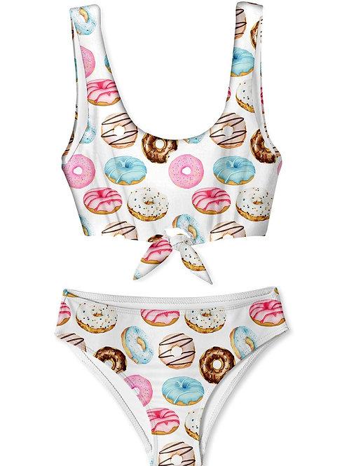 STELLA COVE bikini donut
