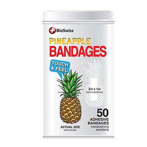 BIOSWISS curativo abacaxi