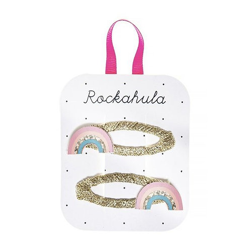 ROCKAHULA KIDS dupla tic-tac rainbow