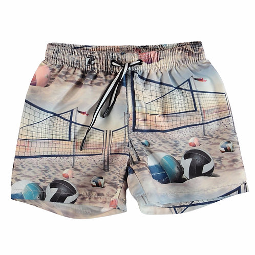 MOLO shorts volley sunset