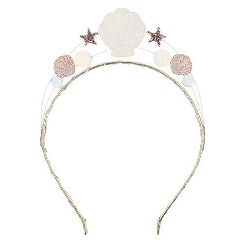 MIMI & LULA  tiara shimmer shell