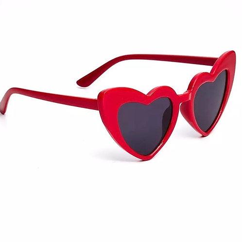 ANNA LOVE KAKI óculos love