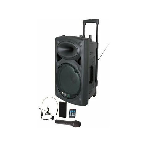 Mobile PA-DJ-Anlage