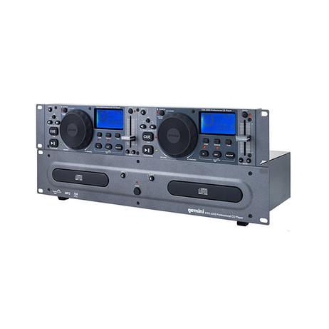 Doppel-CD-Player Gemini CDX-2250
