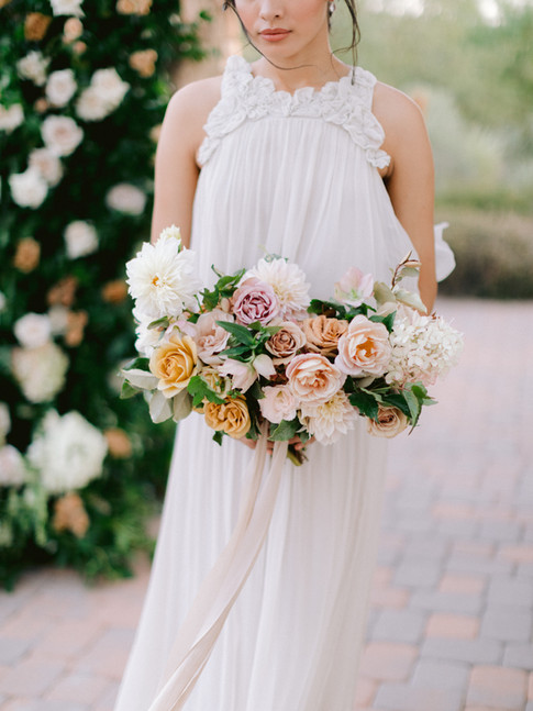 DUSTY ROSE + TAUPE BRIDAL INSPIRATION