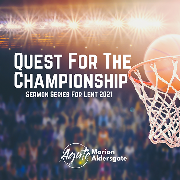 Copy of Quest For The Championship Lent