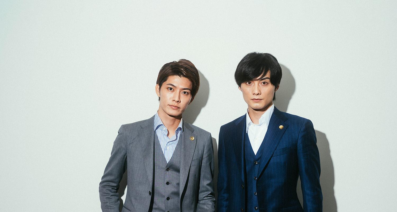 寺西優真・西川俊介、ドラマ「彼が僕に恋した理由」で着こなす、Hi TAILORのスーツ。
