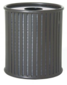 A Series Receptacle - 36 Gallon