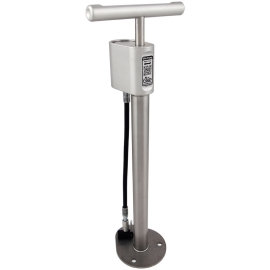 Outdoor Stainless Steel Bike Pump