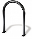 Inverted U Single Bend Hoop Rack