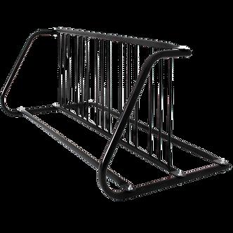 10 Bike Double Sided Grid Rack