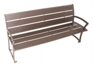 M Series Steel Bench