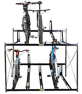 Double Deck Bike Rack