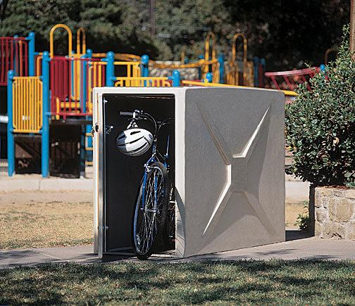 Bike Lockers 2