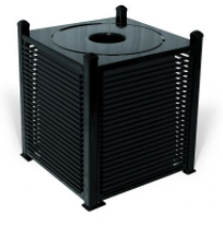 P Series Receptacle - 32 Gallon