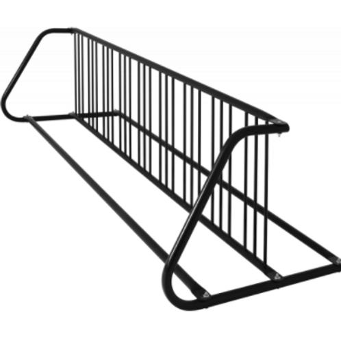 18 Bike Double Sided Grid Rack