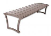 M Series Backless Bench